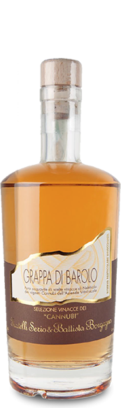 Grappa Barolo Cannubi