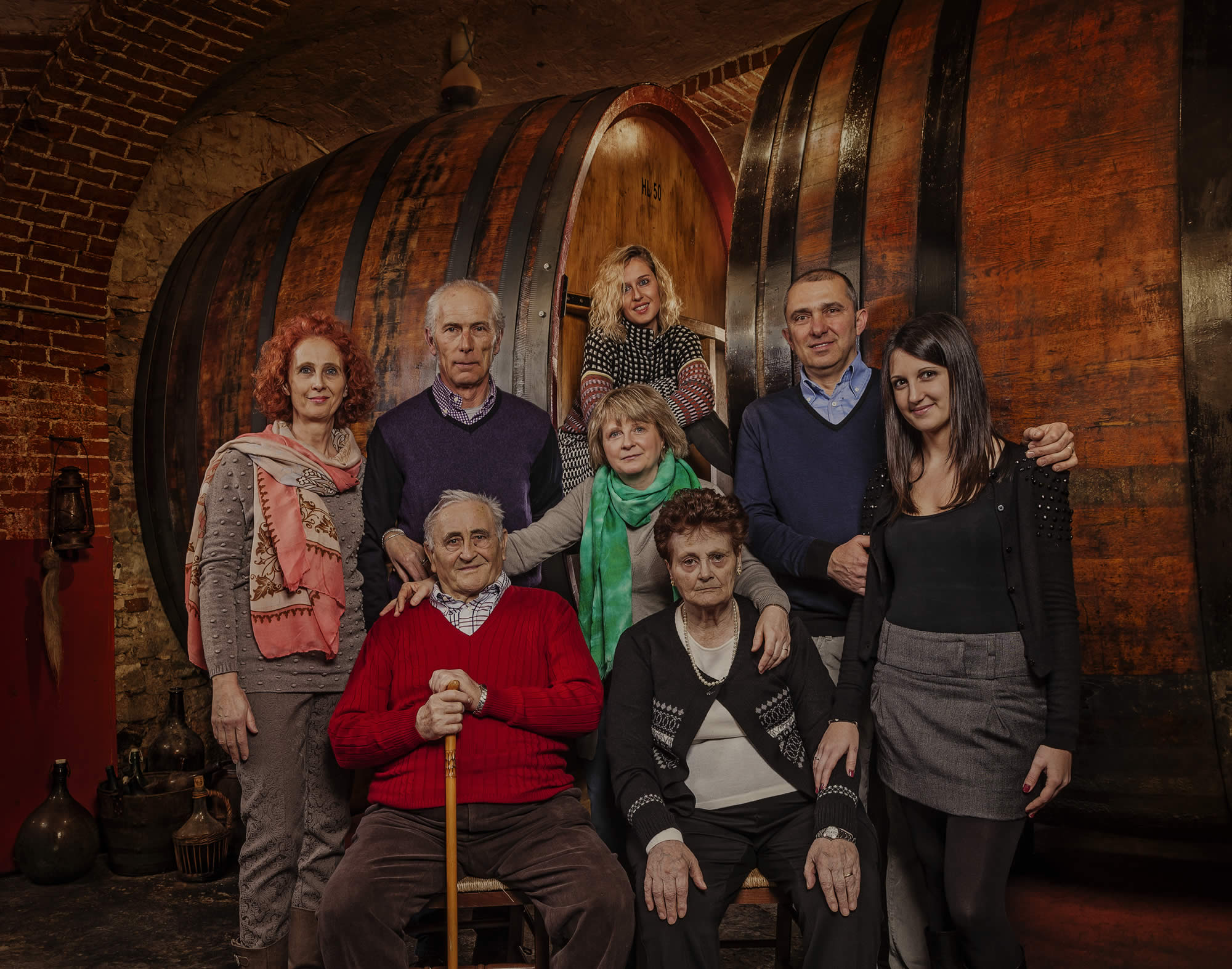 Borgogno Family - Winery in Barolo